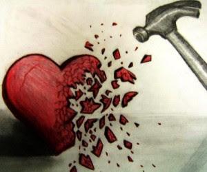 بالصور صور قلب مكسور , صور القلب المجروح 1969