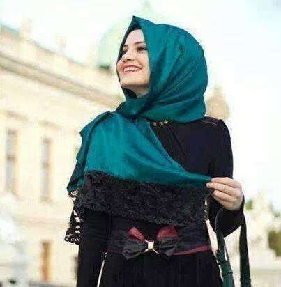 بالصور صور محجبات , نساء محجبة 2015 3