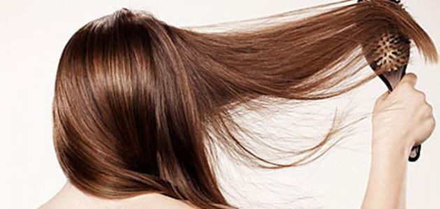 صوره كيفية اطالة الشعر , طريقة تطويل الشعر