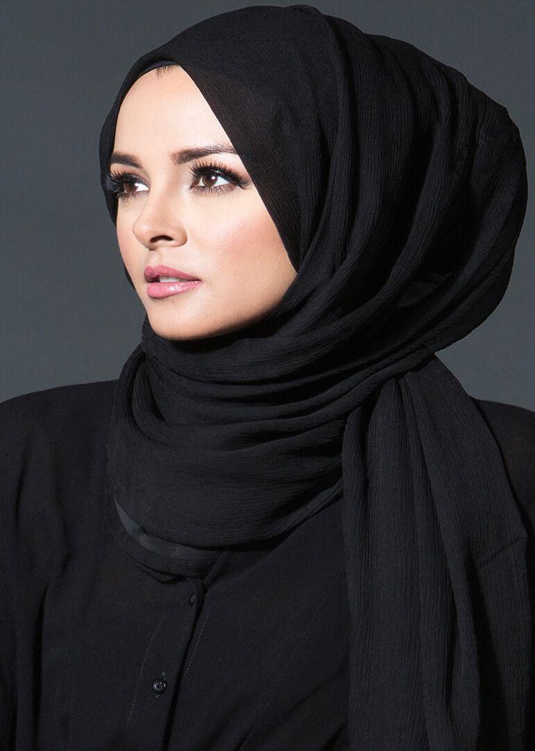 صور لفات حجاب خليجي , ستايل حجاب تركي