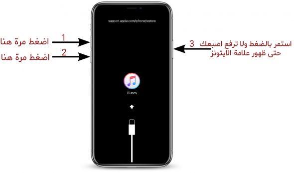 بالصور الايفون معلق على التفاحة , تفاحة الايفون 2269 3