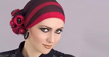 بالصور موضة الحجاب , احدث لفات الطرح الخطيرة 2328 4