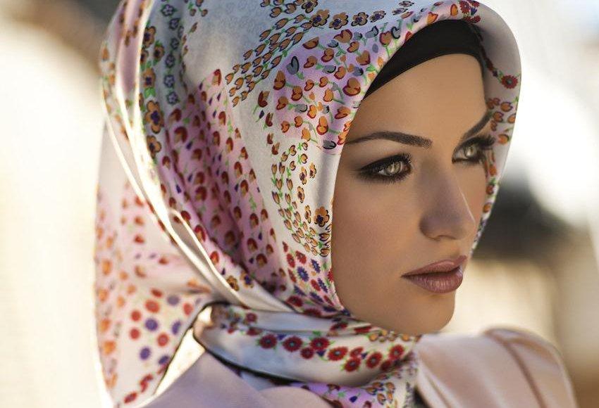 بالصور موضة الحجاب , احدث لفات الطرح الخطيرة 2328 5