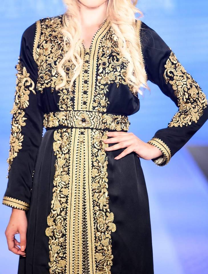 بالصور قفاطين جزائرية 2019 , احلي ملابس للنساء من الجزائر 2364 2