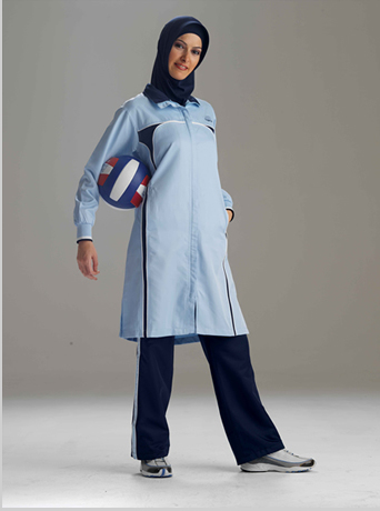 بالصور لباس رياضي للمحجبات , احدث تشكيلة من الملابس المحجبات 2408 1