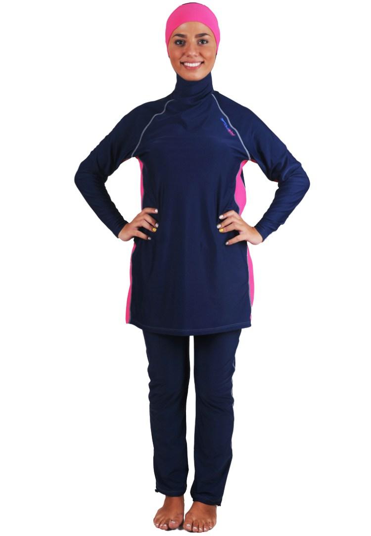 بالصور لباس رياضي للمحجبات , احدث تشكيلة من الملابس المحجبات 2408 6