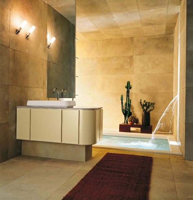 بالصور حمام ايطالي , ديكورات لحمامات الايطالية 2413 2