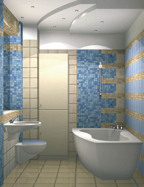 بالصور حمام ايطالي , ديكورات لحمامات الايطالية 2413 4