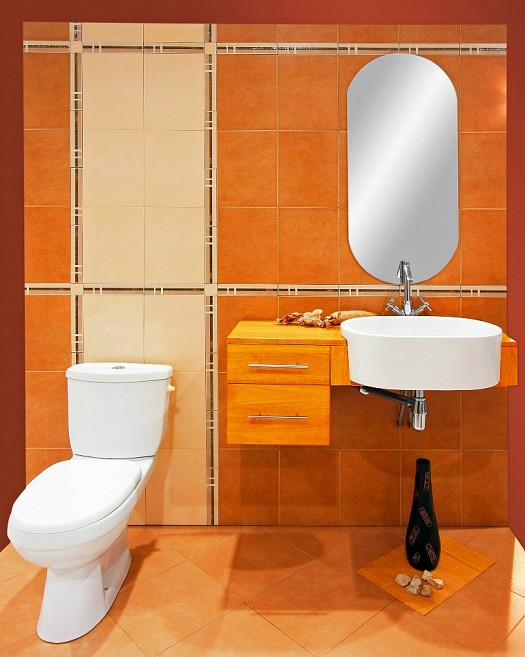 بالصور حمام ايطالي , ديكورات لحمامات الايطالية 2413 5