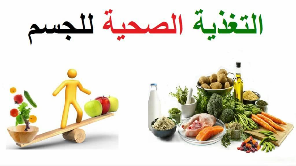 صوره موضوع عن الصحة , كلمات للاهتمام بصحتنا