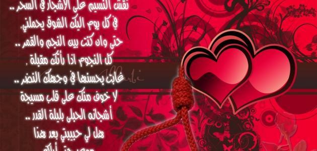 بالصور اجمل بيت غزل , كلمات شعرية عن الحب 2457 5