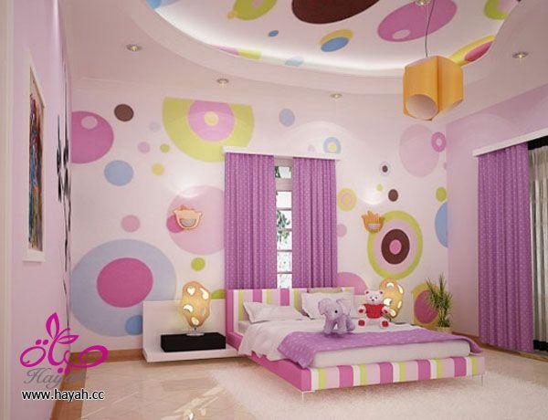 بالصور غرف بنات كبار , تصاميم غرف للبنات الشابات 2524 5
