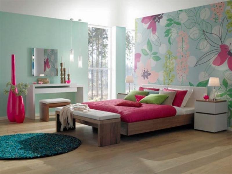 بالصور غرف بنات كبار , تصاميم غرف للبنات الشابات 2524