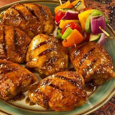 صوره طريقة عمل الدجاج المسحب بالفرن , اطيب وصفة دجاج مسحب