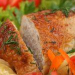 وصفات صدور دجاج منال العالم , طريقة عمل البانيه