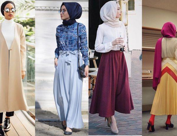 بالصور ازياء كاجوال حجاب ملابس محجبات على الموضه , موديلات عملية للمحتشمات 3062 5