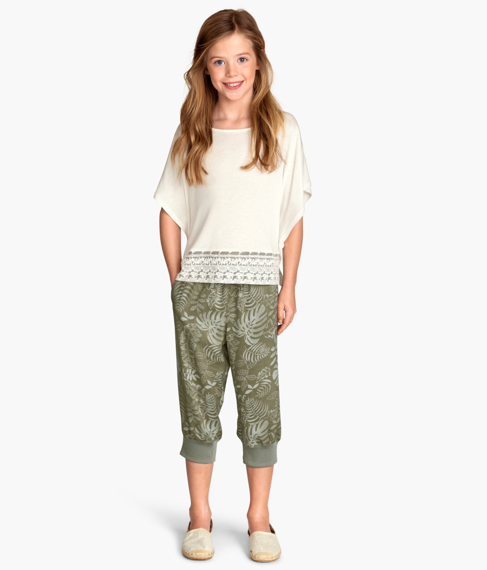بالصور كاجولات اطفال ازياء بناتي جديدة , ملابس كاجوال للبنات 3069 5
