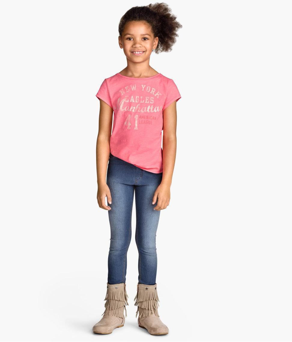 بالصور كاجولات اطفال ازياء بناتي جديدة , ملابس كاجوال للبنات 3069 6
