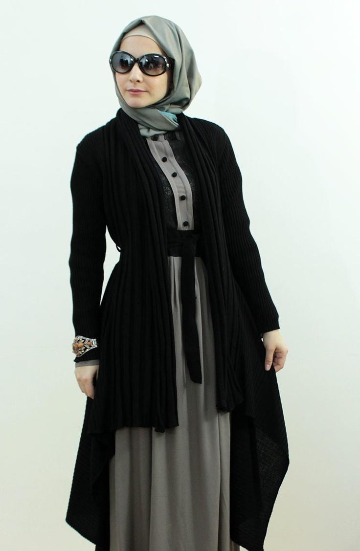 بالصور ازياء محجبات احدث موديلات محجبات مودرن حجاب ستايل يجنن , كولكشن للمحتشمات 3071 8
