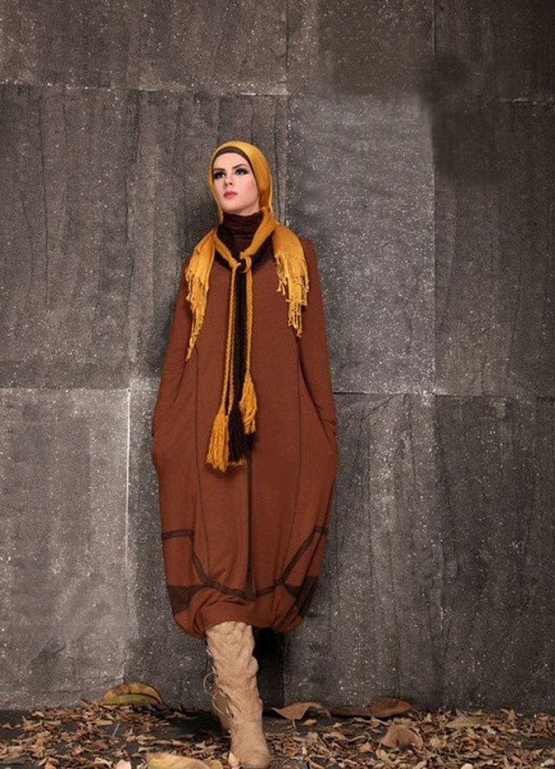 بالصور ازياء محجبات احدث موديلات محجبات مودرن حجاب ستايل يجنن , كولكشن للمحتشمات 3071 9
