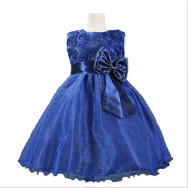 بالصور فساتين ناعمه قصيرة منفوشه , موديلات لفستان بنات كيوت 3091 2