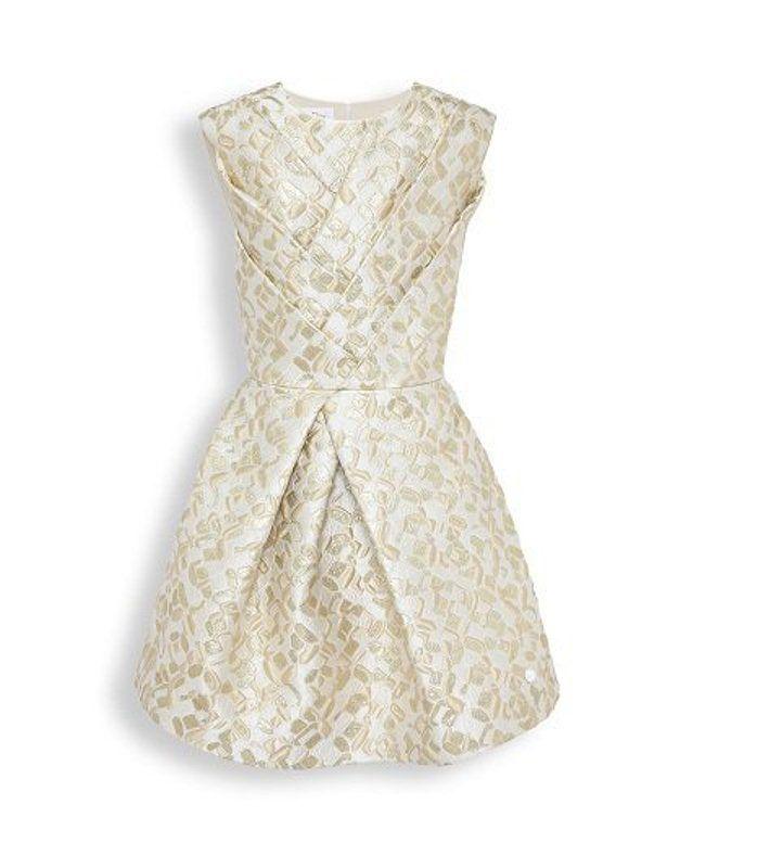 بالصور فساتين ناعمه قصيرة منفوشه , موديلات لفستان بنات كيوت 3091 5