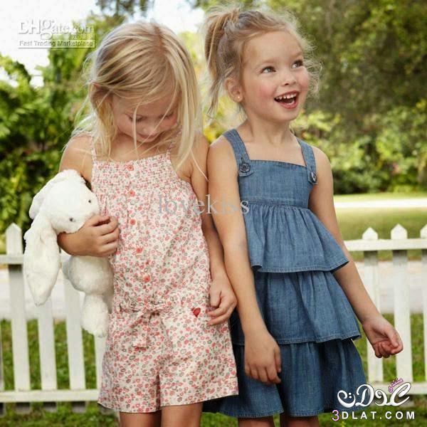 بالصور فساتين اطفال سن 5 سنوات , فساتين اطفال مميزة 3220 2