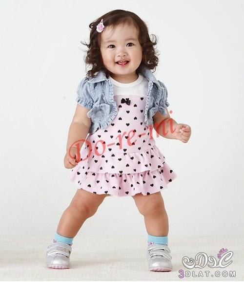 بالصور فساتين اطفال سن 5 سنوات , فساتين اطفال مميزة 3220