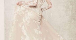 احدث فساتين الزفاف 2020 , اجمل فساتين زفاف