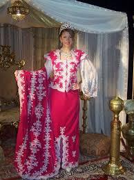 بالصور ملابس عرائس جزائرية 2019 , فساتين تقليديه جزائريه 3237 12