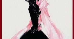تصاميم ملابس مرسومة , اروع تصاميم لبس بناتي