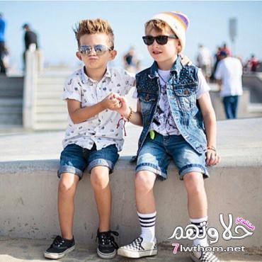 بالصور صور الاطفال ملابس خطيره , اجمل لبس اطفال 3247 4