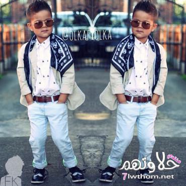 بالصور صور الاطفال ملابس خطيره , اجمل لبس اطفال 3247 7
