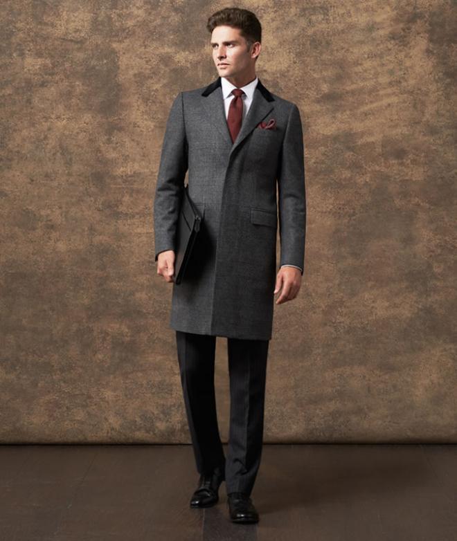 بالصور ملابس رجالي كنزات رجالية على الموضة كنزات صوف رجالية 3248 4