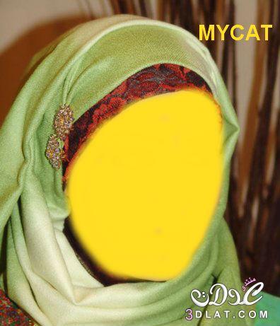 بالصور صور لفات طرح لفات حجاب متنوعه , اروع لفات طرح 3249 8