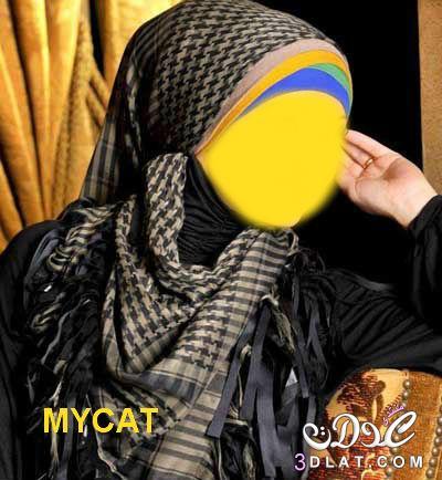 بالصور صور لفات طرح لفات حجاب متنوعه , اروع لفات طرح 3249 9