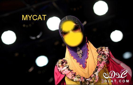 صوره صور لفات طرح لفات حجاب متنوعه , اروع لفات طرح