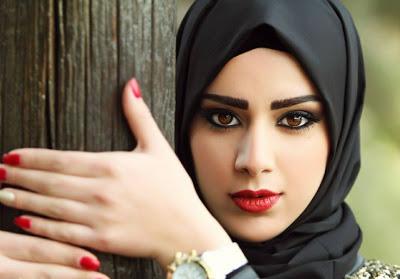 بالصور صور بنات محجبات اجمل نساء مسلمات تلبس الحجاب Veiled Girl Phot5 3250 10