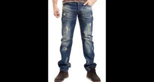 صوره احدث موضات بنطلونات جينز الوان بنطلونات للصيف للشباب , بنطلون شبابي اخر موضة