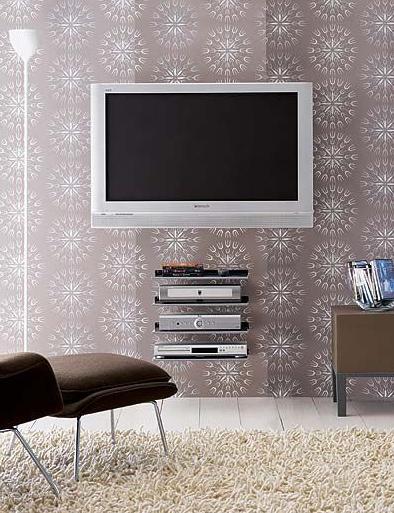 بالصور ديكورات في برواز شاشه التلفزيون , ديكور لحائط الشاشات 3256 5