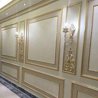 بالصور ديكورات جدران صالات جبسيه , ديكور حوائط من الجبس 3268 10