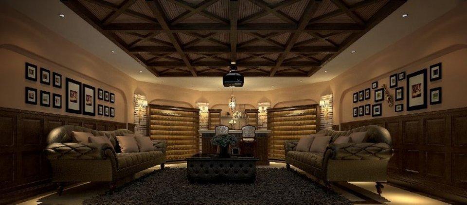 بالصور احلى ديكورات احدث ديكورات خشبية للاسقف اجمل ديكورات الاسقف روعة , جمال ديكور الخشب 3275 7