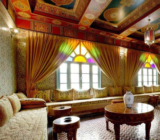 بالصور ديكورات مجالس مغربية فخمه احدث مجالس مغربيه روعة , ديكور غرف بالمغرب 3277 2