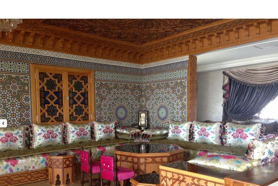بالصور ديكورات مجالس مغربية فخمه احدث مجالس مغربيه روعة , ديكور غرف بالمغرب 3277