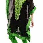 قفطان مغربي بالسروال اجمل قفاطين مغربية بالسروال , ملابس للبنات