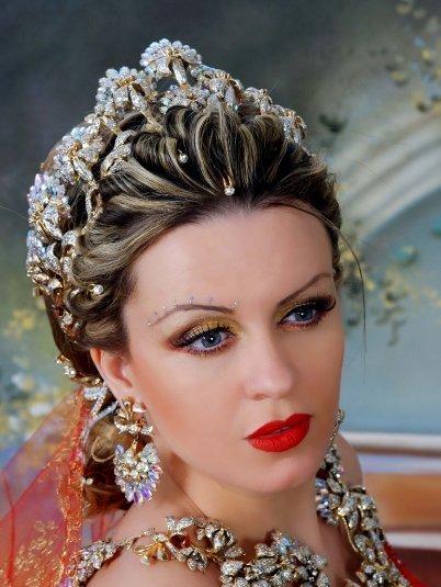 بالصور افخم تسريحات العرايس , فورمات شعر للعروسة 3532 2