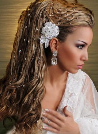 بالصور افخم تسريحات العرايس , فورمات شعر للعروسة 3532 4