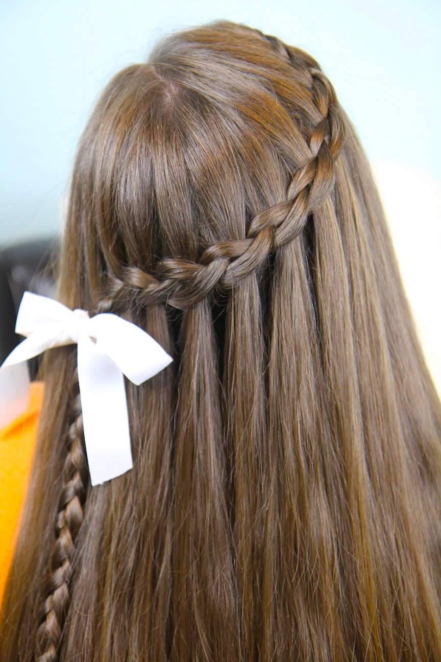 بالصور تسريحات الشعر بالصور للمدرسة , فورمات لشعر بنوتك 3533 8
