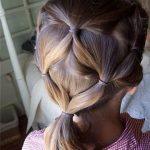 تسريحات الشعر بالصور للمدرسة , فورمات لشعر بنوتك