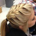 تسريحات الشعر القصير بالصور للمدرسة , فورمات لبنات المدارس